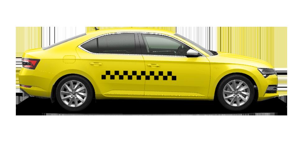 купить такси в кредит комфорт класса